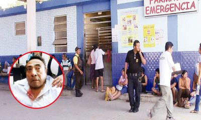 """Asesinan a golpes a humilde """"lavacarros"""""""